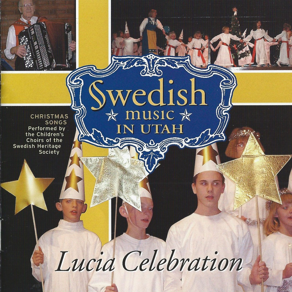 Local Review: Swedish Music in Utah – Lucia Celebration