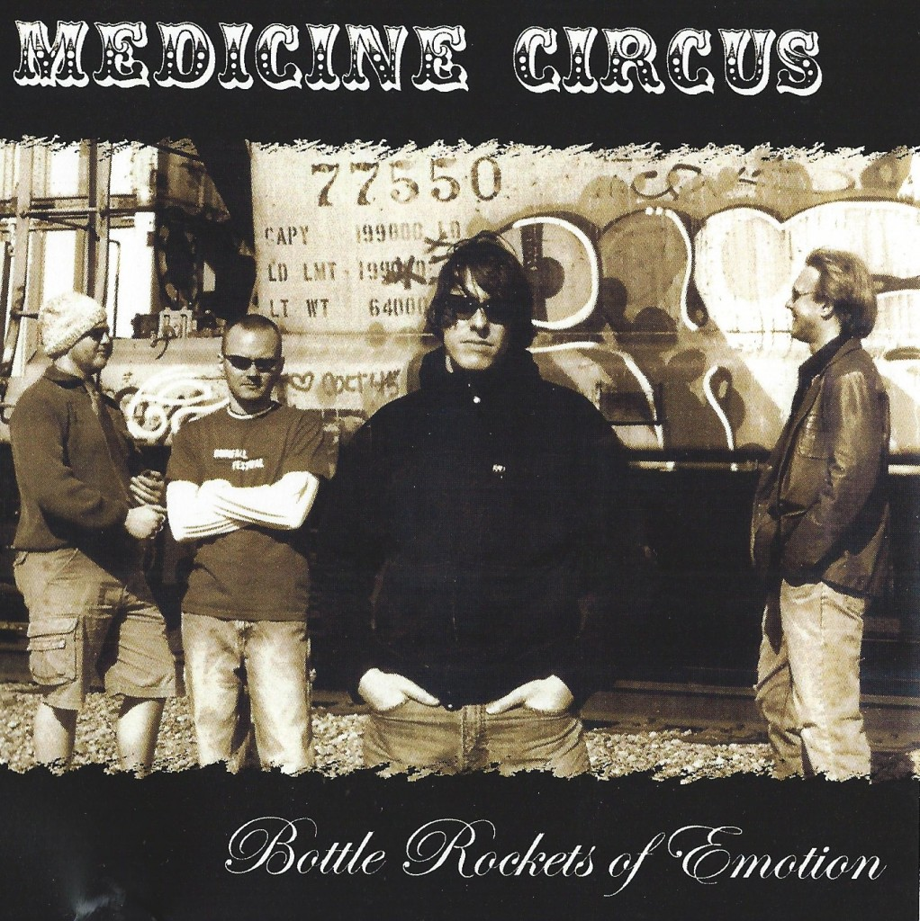 Local Review: Medicine Circus – Bottle Rockets of Emotion