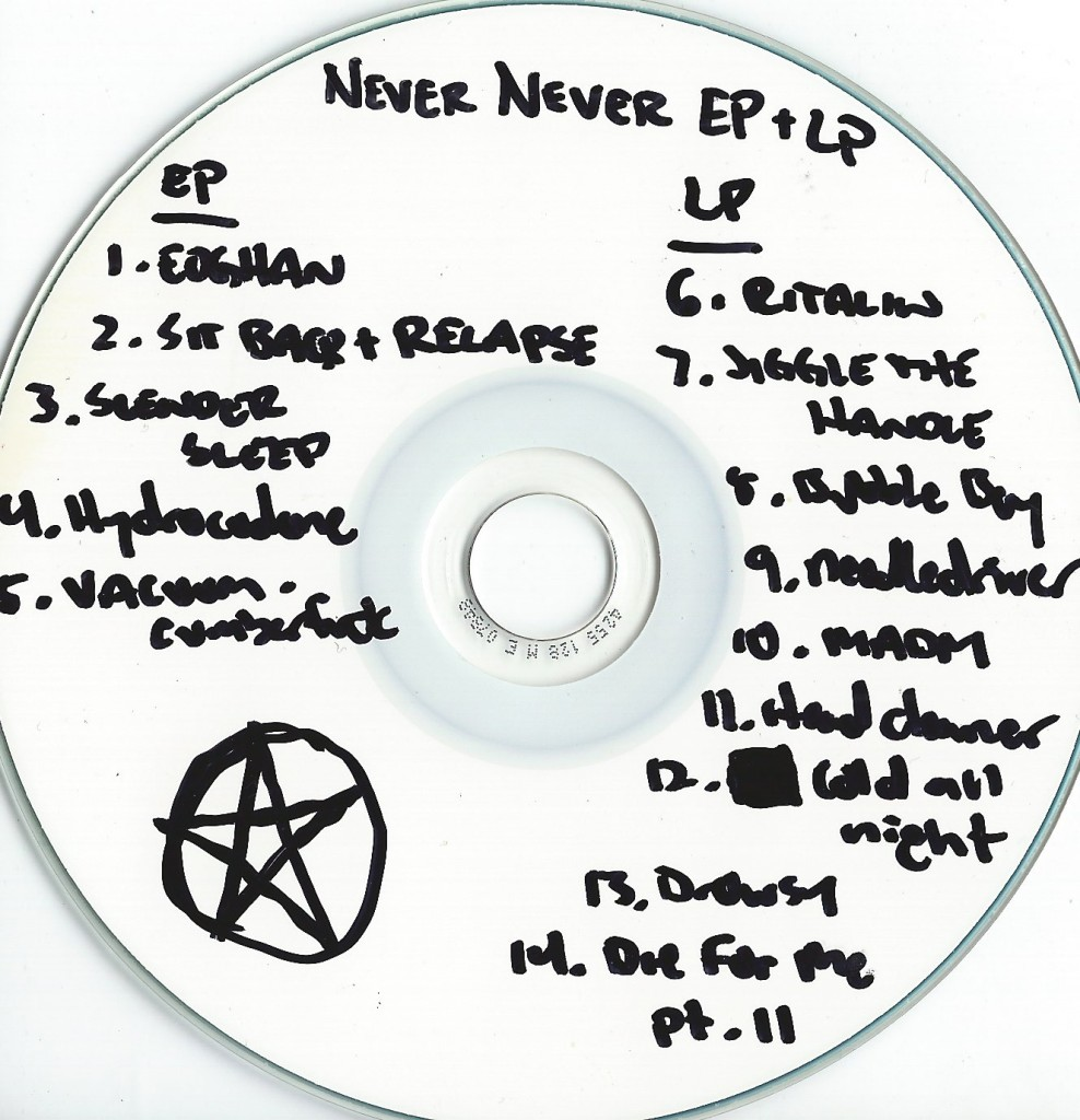 Local Review: Never Never – EP + LP
