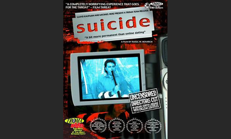 Suicide: A Crappy Troma Movie