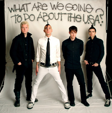 Activist Rock: An Interview with Pat Thetic of Anti-Flag