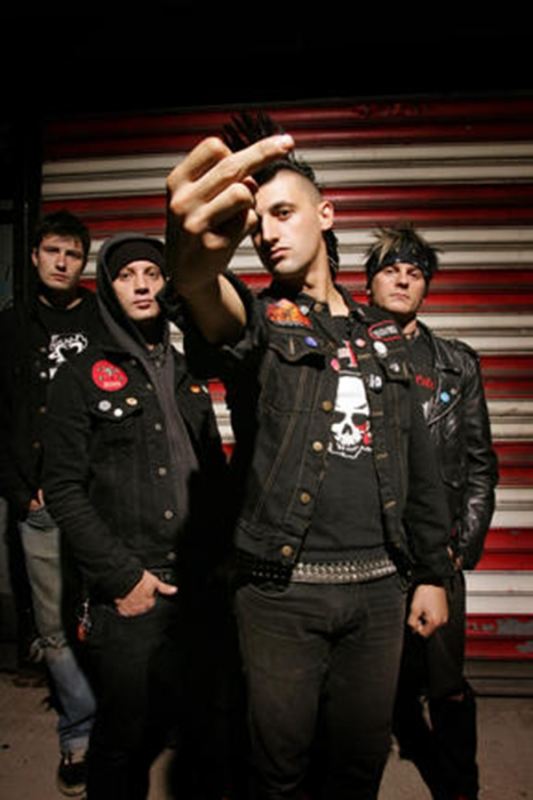 A Street Punk Bonanza: The Unseen, The Casualties and Anti Flag play Club Sound