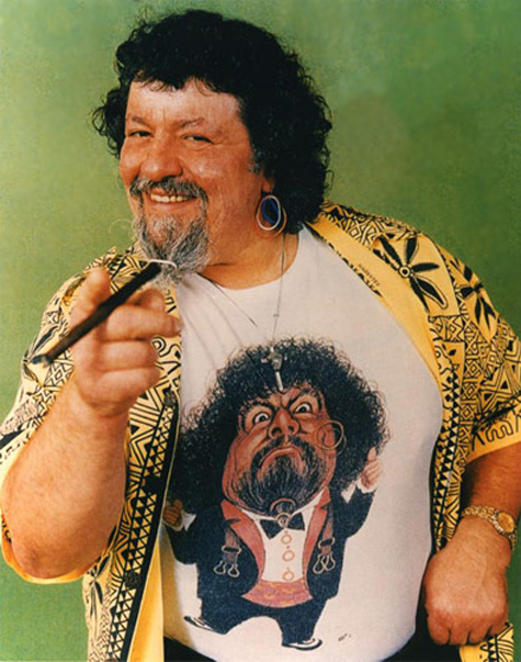 Hey, F*#! You, Luigi! — An Interview With Captain Lou Albano