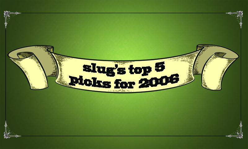 Top 5 – 2006