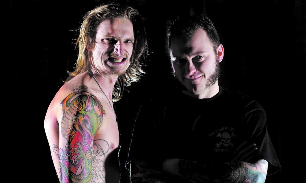 SLC TATTOO CONVENTION: Tattoos, Brews and No Clues