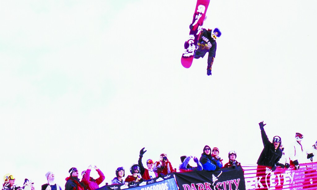 World Superpipe Championships