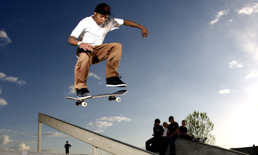 This is the Place: American Fork Skate Park
