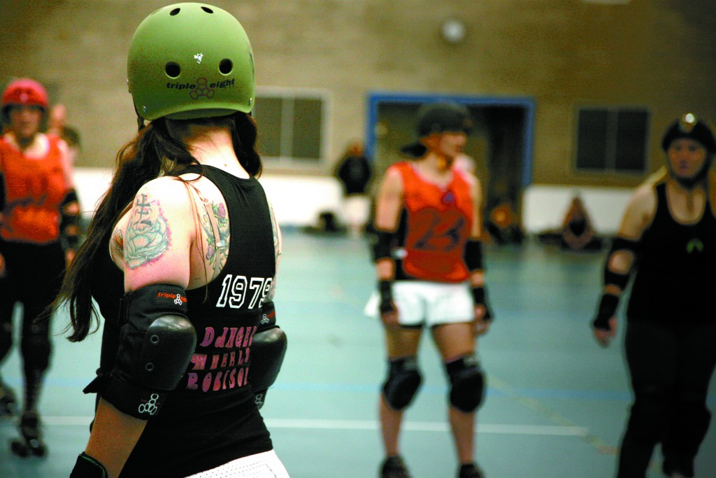 Hot Wheels: Roller Derby in the Beehive State