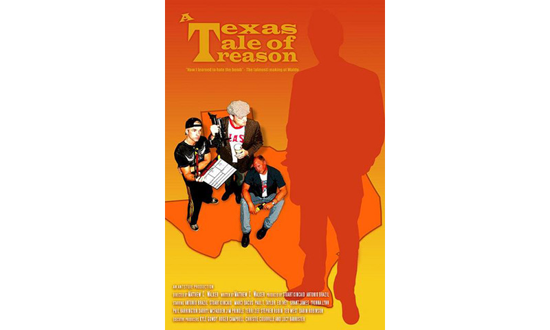 Review: A Texas Tale of Treason