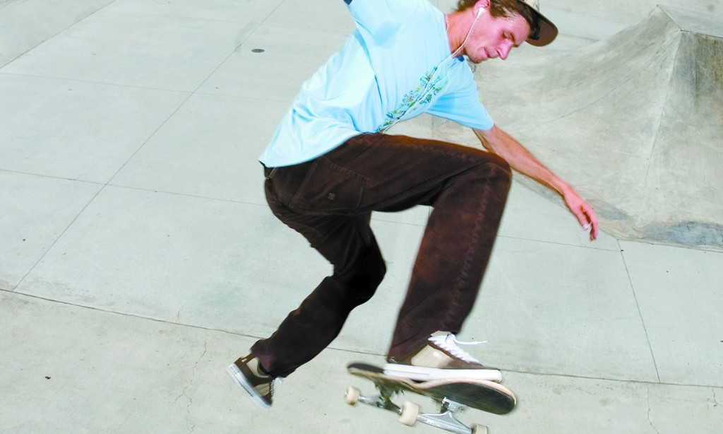 Skate Product Reviews – August 2007