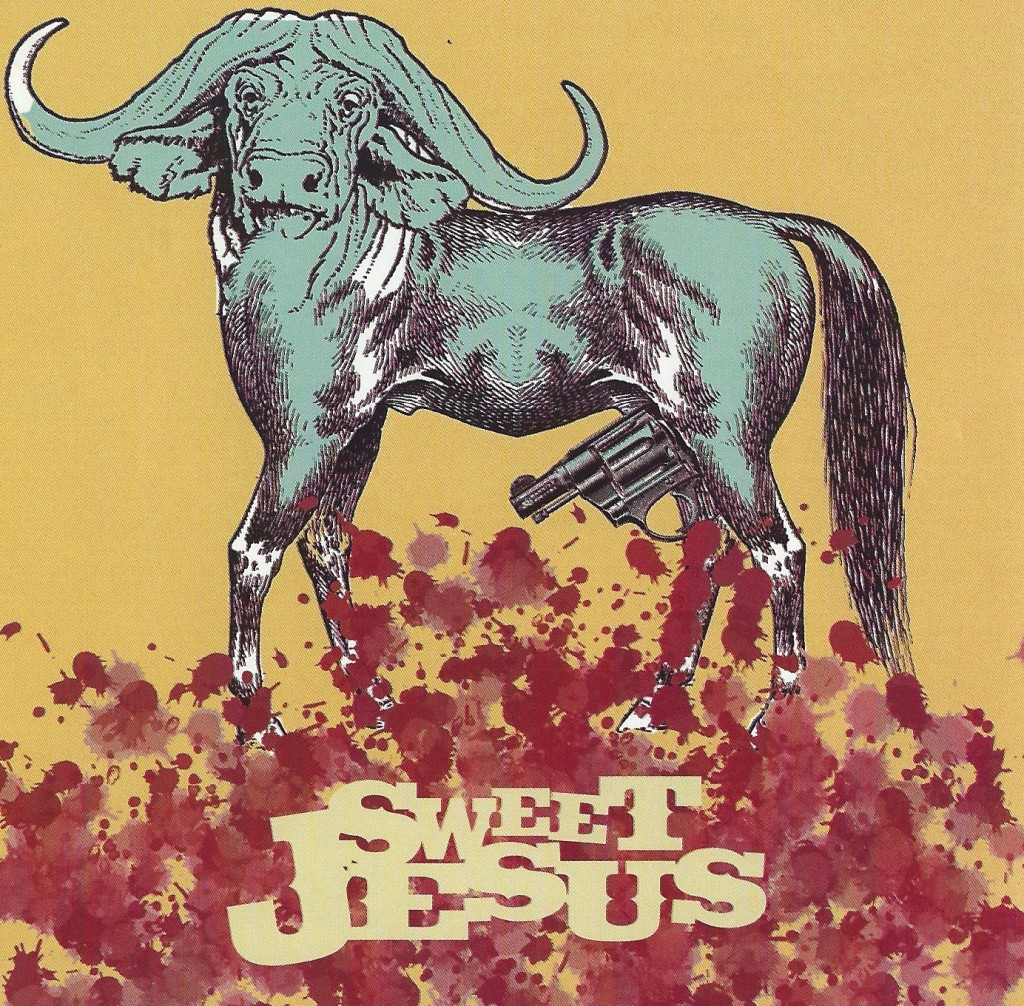 Local Review: Sweet Jesus – Self-Titled