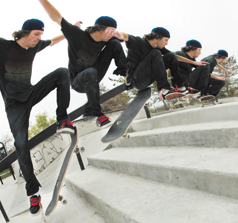 Skate Park Etiquette