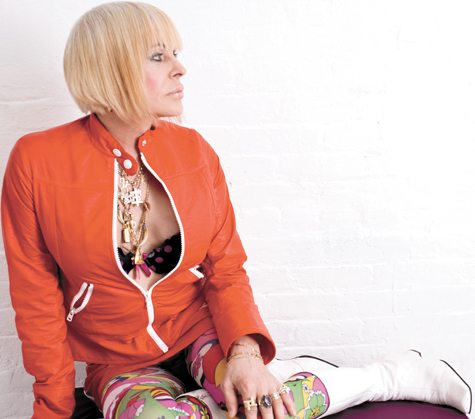 Heavily influenced by he/r friends Byron Gysin and William Burroughs, Genesis Breyer P-Orridge has made a career of questioning norms.