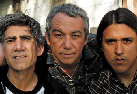 Tom Watson, Mike Watt and Raul Morales will play Bar Deluxe May 19 as Mike Watt & the Missingmen