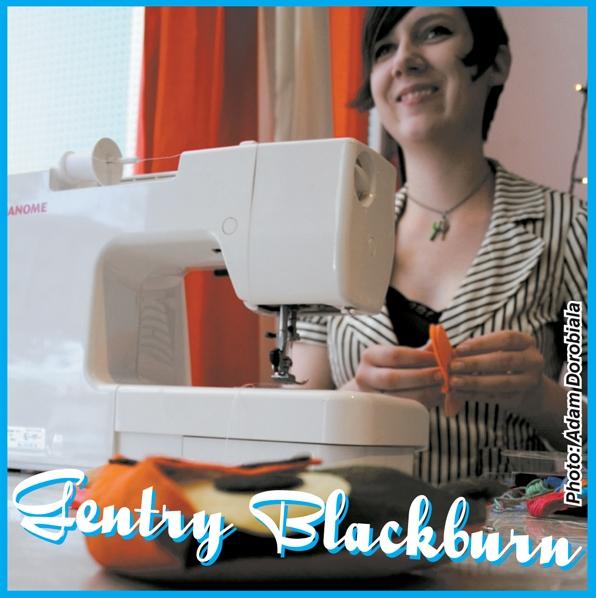 Craft Lake City Artist: Gentry Blackburn