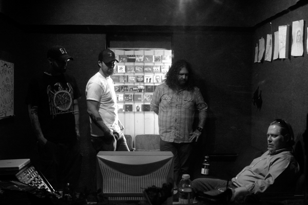 Creation and Crucifixion: INVDRS in the Studio