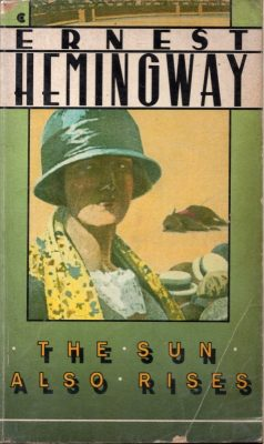 This month, however, we've chosen to examine Hemingway's classic account of The Lost Generation, The Sun Also Rises.