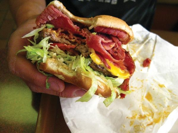 Food Review: Salt Lake Burgers – December 2009