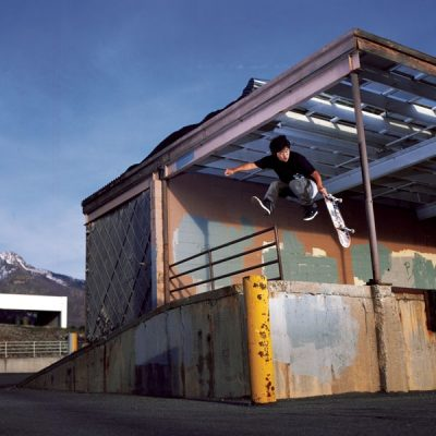 Hiyah! Airwalk, Nick Kyoto Sueoka