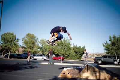 Nick Miller BS 180 Grab