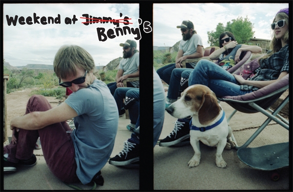 Weekend at Jimmy's/Benny's