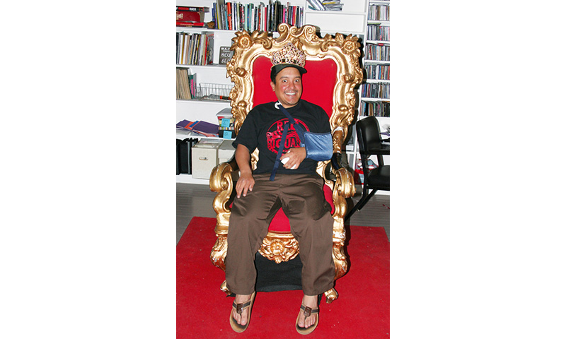 David Henry Amador  1975-2012