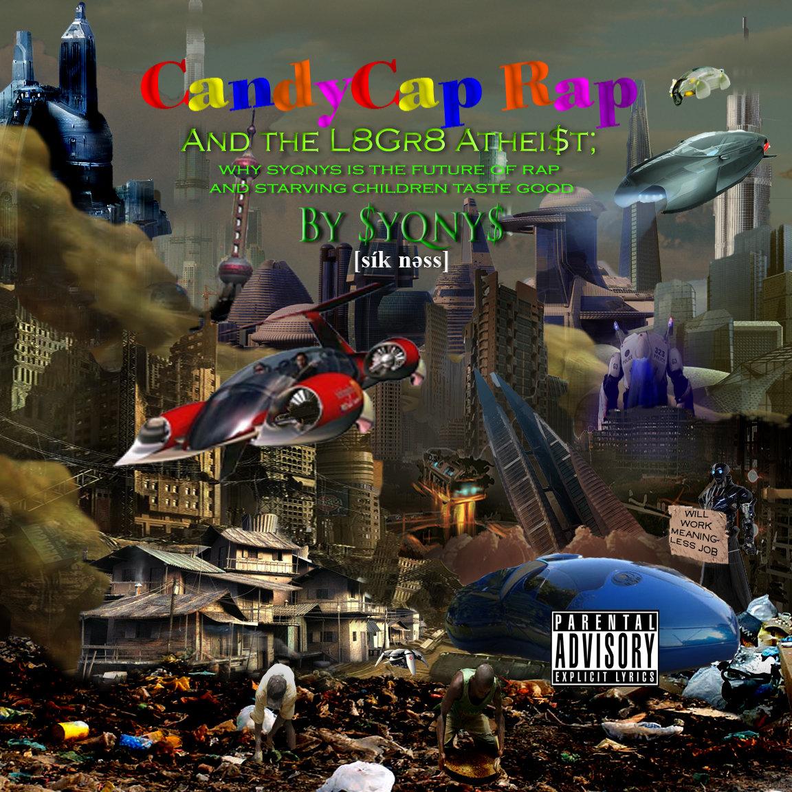 Syqnys   CandyCap Rap   KA Productions