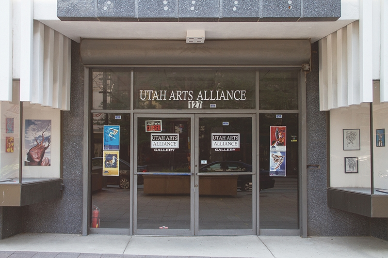 During its time on the block, UAA Main Street Gallery has helped cultivate Main Street to be the bustling street it is today.