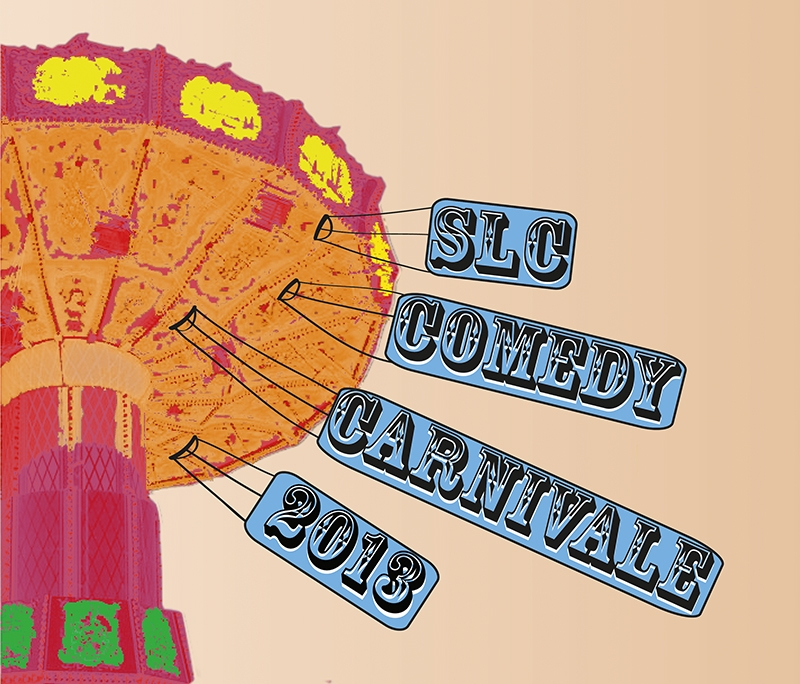 Make Us Laugh, Clowns! SLC's First Comedy Carnivale