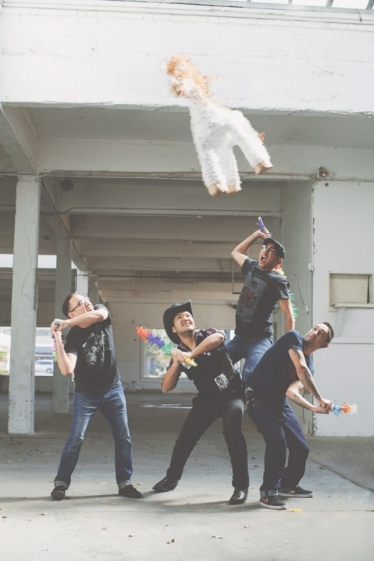 Mojado Punk's Not Dead: An Interview with Piñata Protest