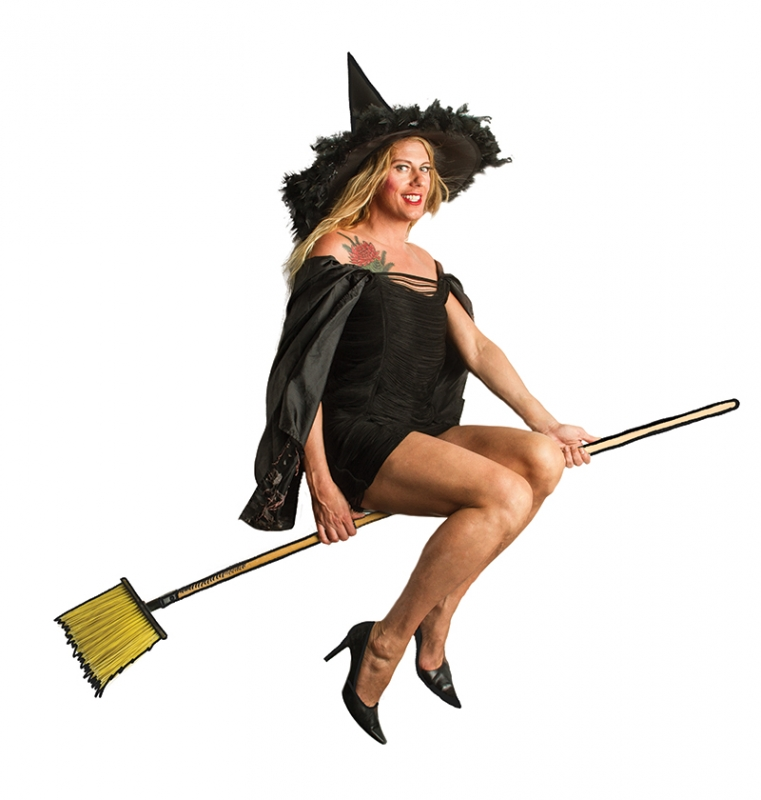 Princess Kennedy: Sup Witches!