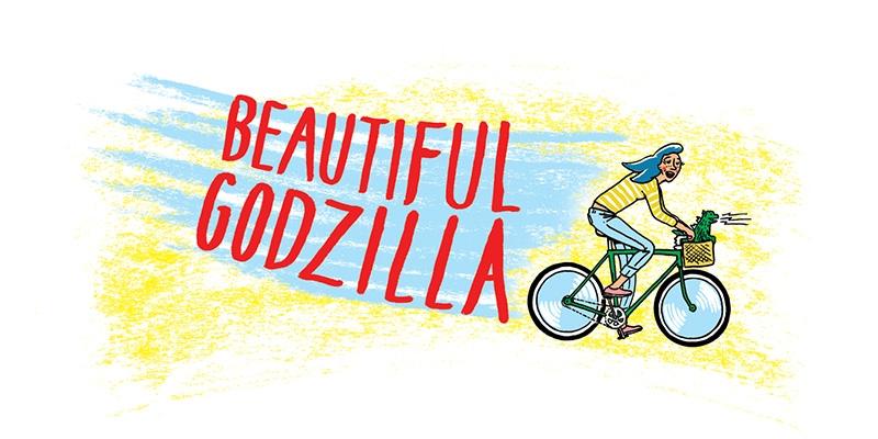 Beautiful Godzilla: Cycling Behind-The-Scenes with Debbie Larsen
