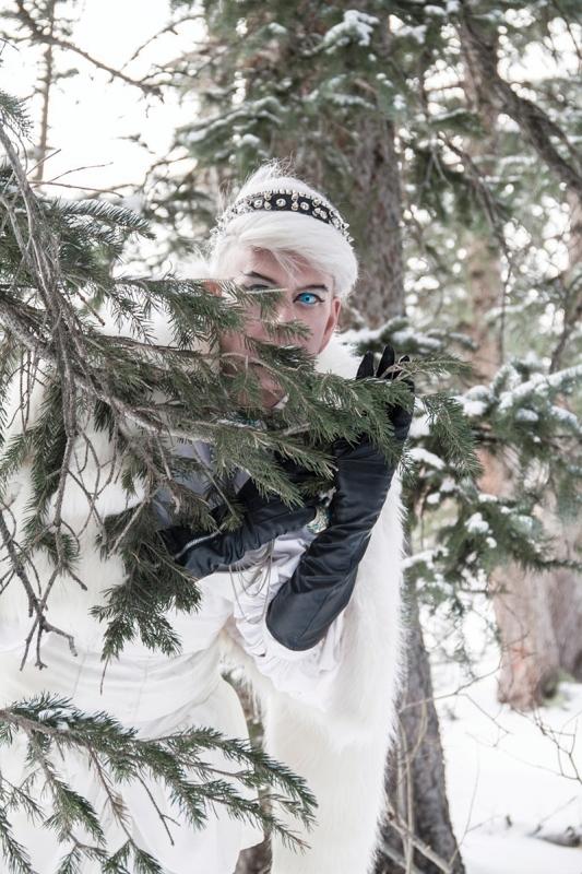 Princess Kennedy: Snow Queens
