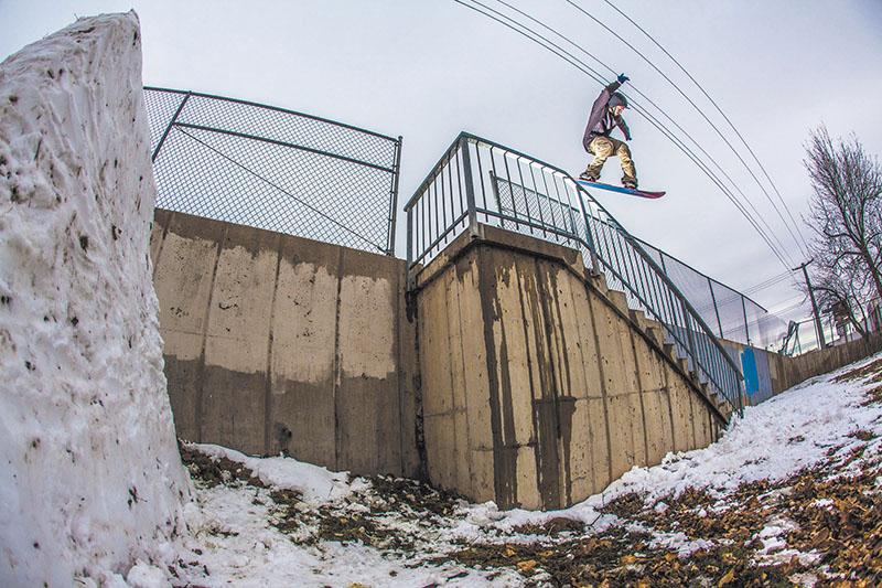 Snow Photo Feature: Alex Andrews