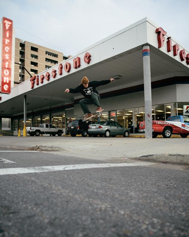 Skate Photo Feature: Garrison Conklin