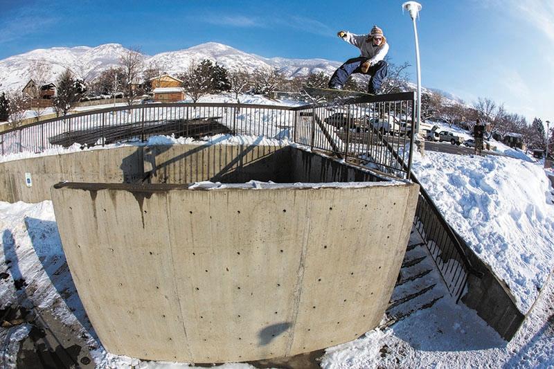 Snow Photo Feature: Aaron Biitner