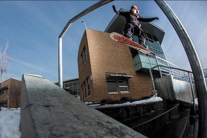 Snow Photo Feature: Harrison Gordon