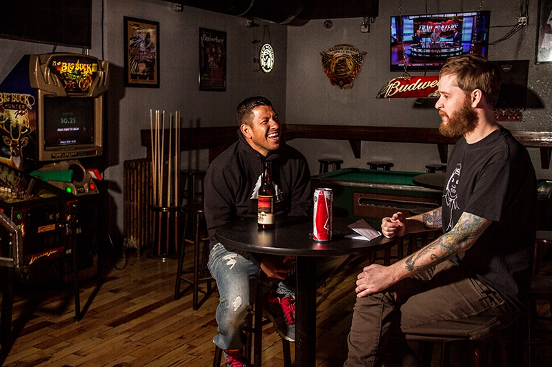 Mike Brown: Soccer, Beer and Piss Bombs—Kickin' It with Nick Rimando