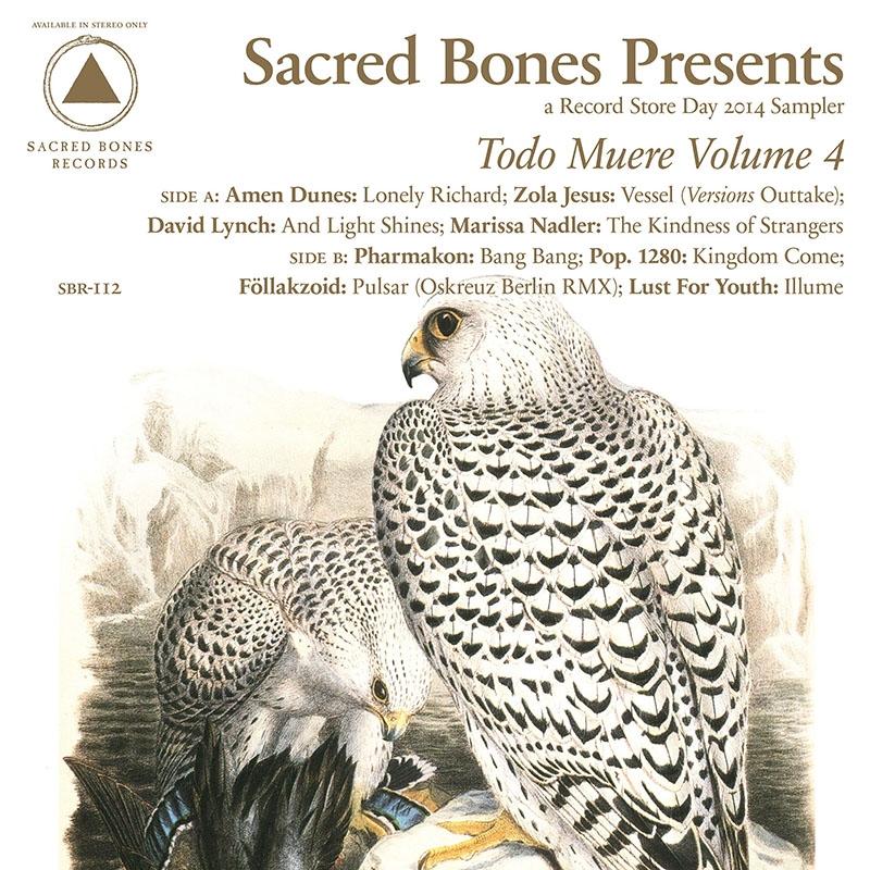 ¡Vinyl Vive! Sacred Bones' Caleb Braaten on Record Stores, Reissues and Vinyl