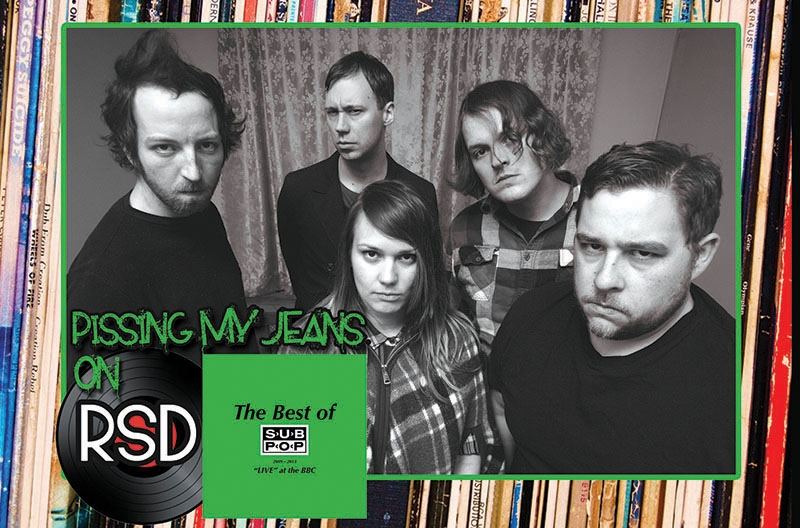 Pissing My Jeans on RSD