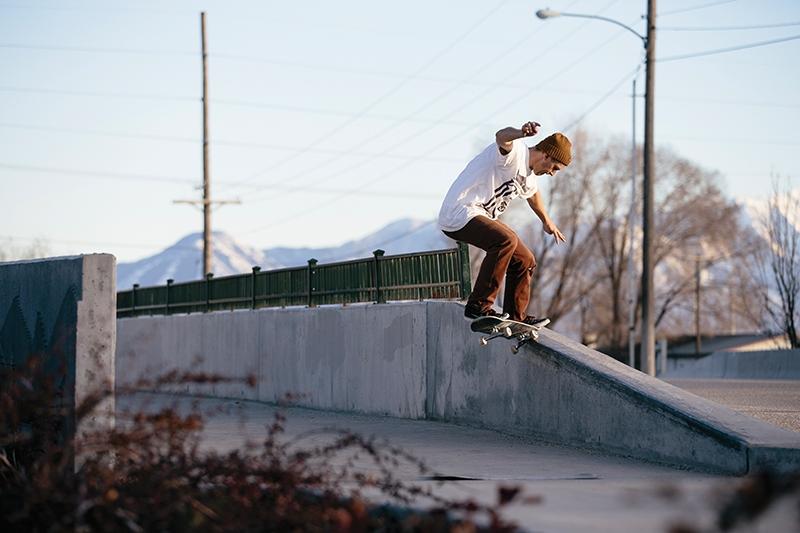 Skate Photo Feature: AJ Neuenswander