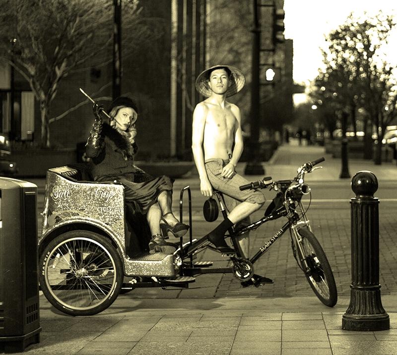 Princess Kennedy: Beauty and the Bike