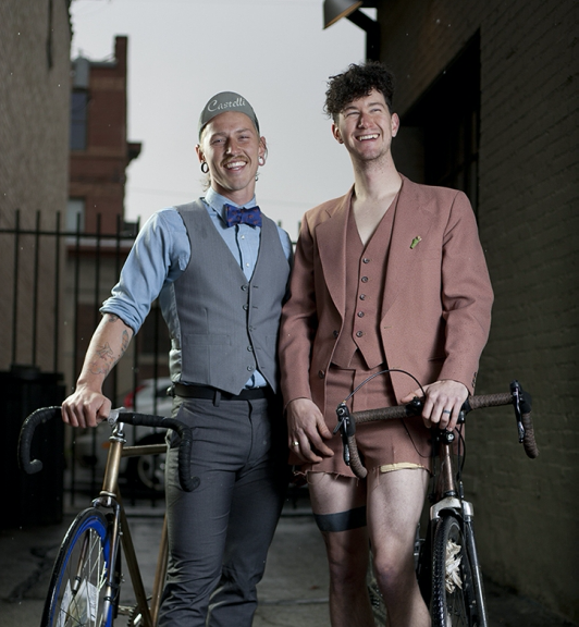 Bike Prom: Going Tandem