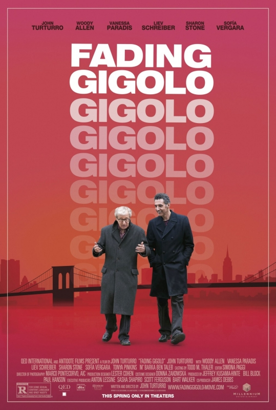 Movie Review: Fading Gigolo