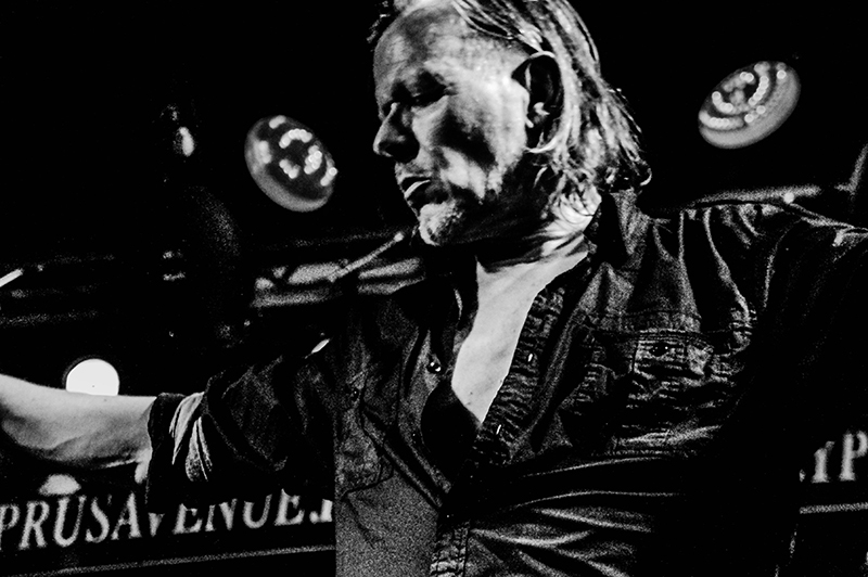 Momentum Of Sound: An Interview with Michael Gira of Swans