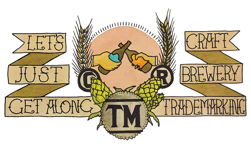 Let's Just Get Along: Craft Brewery Trademarking