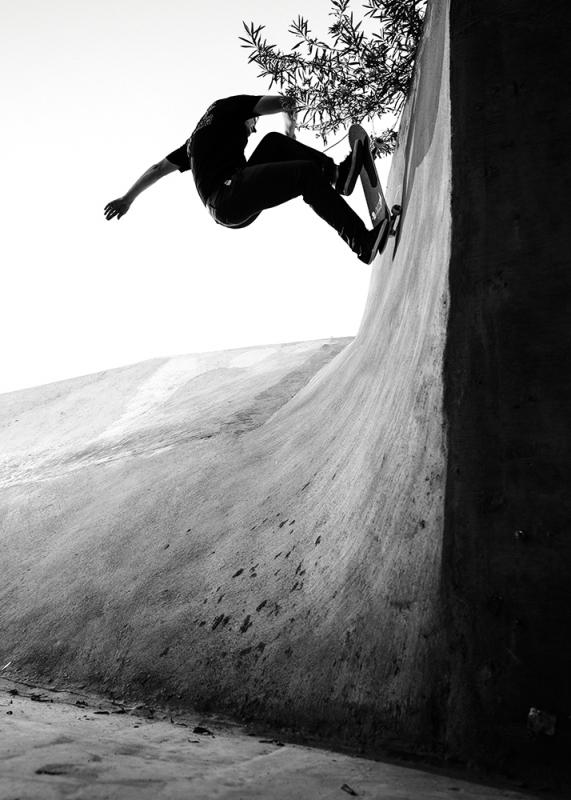 Skate Photo Feature: Colt Bowden
