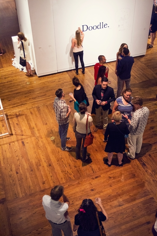 Fluid Art: Bringing Together Art & Ales @ UMOCA 05.31