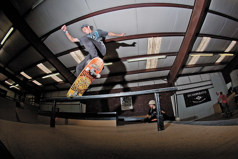 Northern Exposure: The 15th Annual Summer of Death Skate Contest at Crossroads