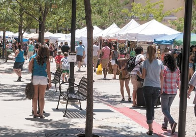 This year's Urban Arts Festival will take place at The Gateway on July 19.
